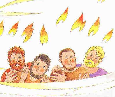 En marche vers la fête de la Pentecôte 2010 Bible57a